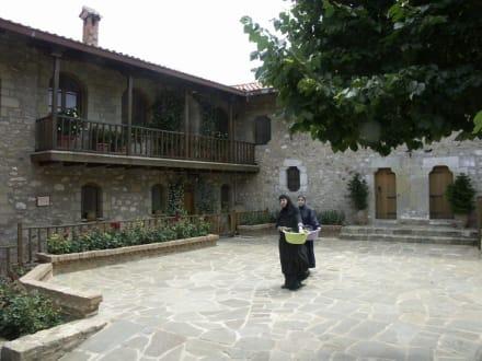 Kloster des hl. Stefan - Meteora - Meteora Klöster