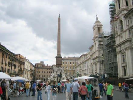 Piazza Navona - Piazza Navona