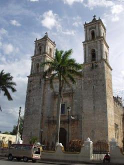 Mexiko, Valladolid - Kathedrale San Gervasio