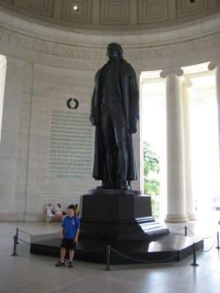 Thomas Jefferson Memorial - Thomas Jefferson Memorial