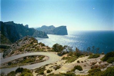 Die nördlichste Spitze von Mallorca - Cap Formentor