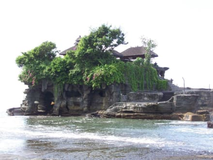 Meerestempel - Tempel Tanah Lot