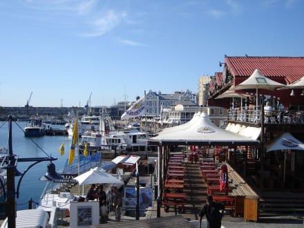 Restaurants - Alfred & Victoria Waterfront