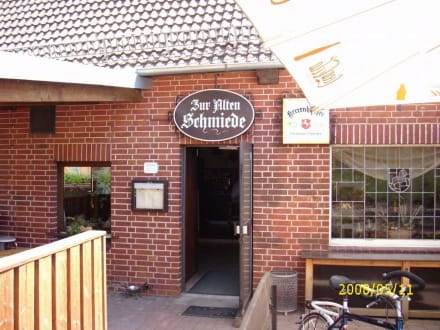 Eingang - Zur Alten Schmiede