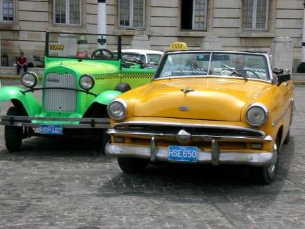 Autos - Altstadt Havanna