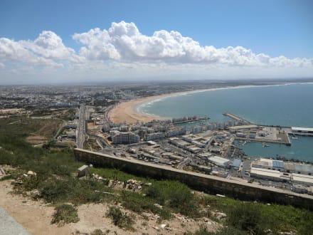Marokko - Fischereihafen Agadir
