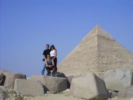 Traumhafte Ferien - Pyramiden von Gizeh