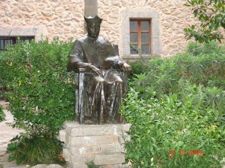 Einer der Priore von Lluc - Santuari de Lluc