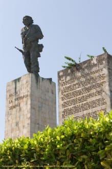 Museo Nacional Memorial Ernesto Che Guevara - Mausoleum und Gedenkstätte Che Guevara