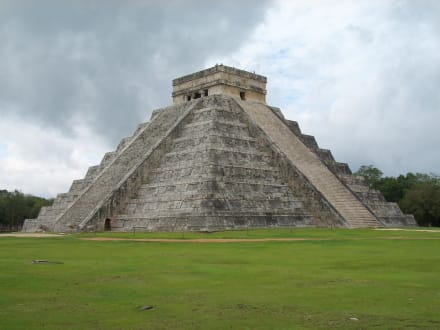 Ausflug Maya-Pyramide - Maya Pyramiden