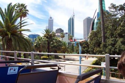 Skyline Perth - Stadtrundfahrt Perth