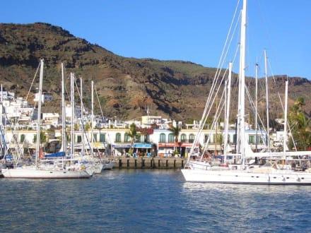 Hafen Puerto de Mogan - Hafen Puerto de Mogán