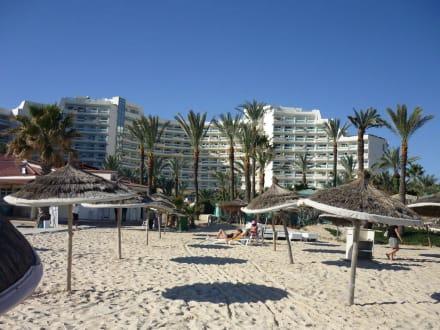 Außenansicht - Hotel Riadh Palms