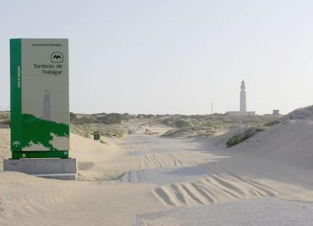 Tombolo de Trafalgar - Cabo de Trafalgar
