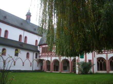 Innenhof des Klosters - Kloster Eberbach