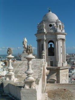 Kathedrale von Cadiz - Kathedrale Cadiz