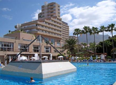 Hotel & Pool-Anlage - IBEROSTAR Bouganville Playa