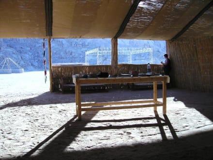 Mittagstisch - Wüste