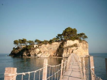 Agios Sostis in der Nähe von Laganas - Insel Cameo