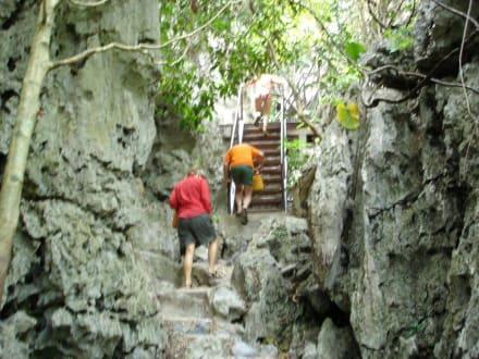 Treppen - Ang Thong Marine National Park