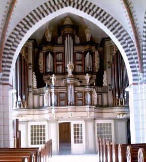 Orgel d. ev Kirche - Kirche St. Nikolai