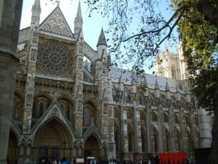 Tempel/Kirche/Grabmal - Westminster Abbey
