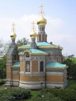 Russische Kapelle - Mathildenhöhe
