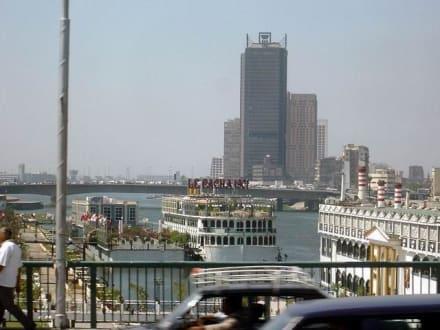 Kairo 2003 - Zentrum Kairo