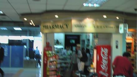 Pharamacy Shop - Flughafen Phuket (HKT)