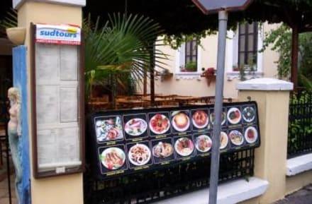 Restaurant Kipos, Rhodos-Neustadt - Restaurant Kipos