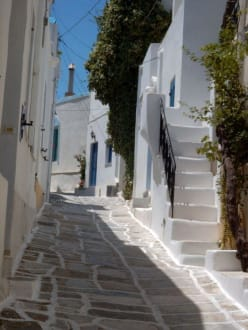 Lefkes auf Paros - Altstadt Lefkes