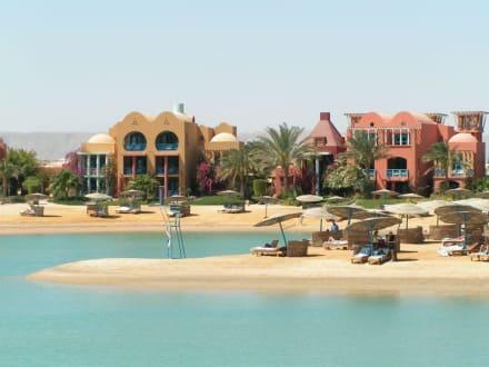 El Gouna Hotel Nahe Hafen
