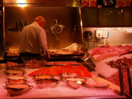 Restaurant Lisa Elmqvist Stockholm - Lisa Elmqvist