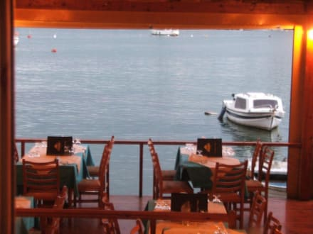Strand/Küste/Hafen - Zentrum Athen