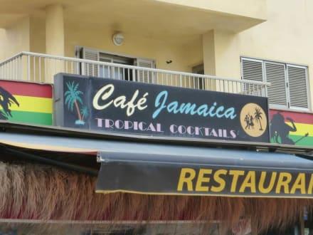 Das Jamaica an der Promenade - Cafe Jamaica