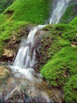 Wasserfall - La Granja