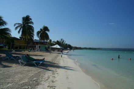 Strand bei Negril - Negrils 7 Miles Beach