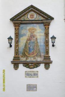 Heiligenbild - Altstadt Vejer de la Frontera