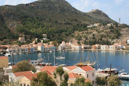 Hafen  - Hafen Kastelorizo