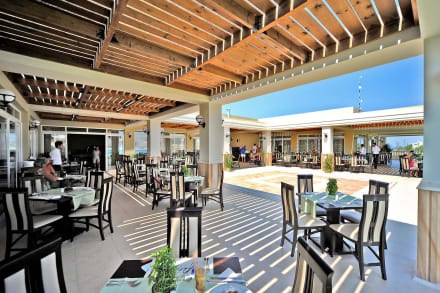 Restaurant teracce -