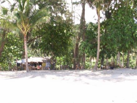 Strandrestaurant - Palm Beach Restaurant