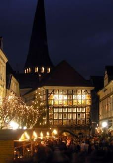 Weihnachtsmarkt Bild Altstadt Hattingen In Hattingen
