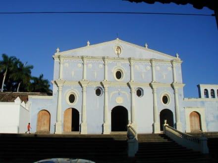 Granada - Kirche Iglesia San Francisco