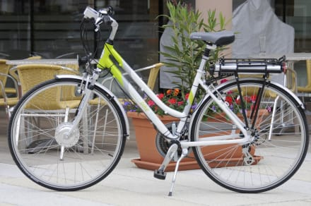Elektro Bike Verleih im Wanderhotel Steirerhof - Elektro-Fahrradverleih Ramsau