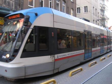 Straßenbahn - Transport