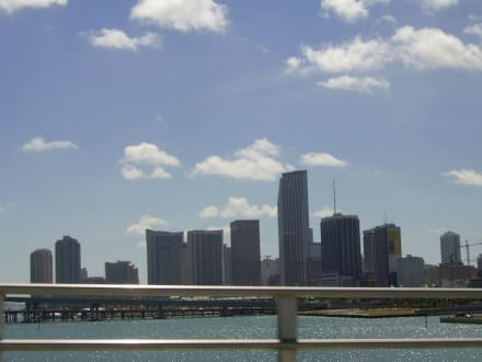 Skyline Miami - Downtown und Marketplace
