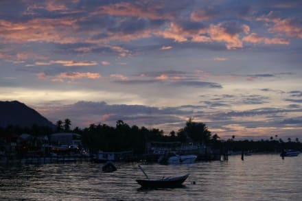 Abendstimmung in Fisherman´s Village - Fisherman's Village