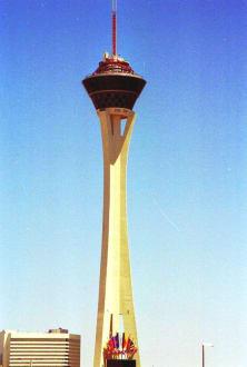 Las Vegas Tower - Stratosphere Tower