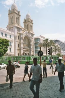 Tunis - Kathedrale - Cathedral of St. Vincent de Paul