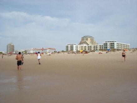 Sand-Strand - Strand Monte Gordo